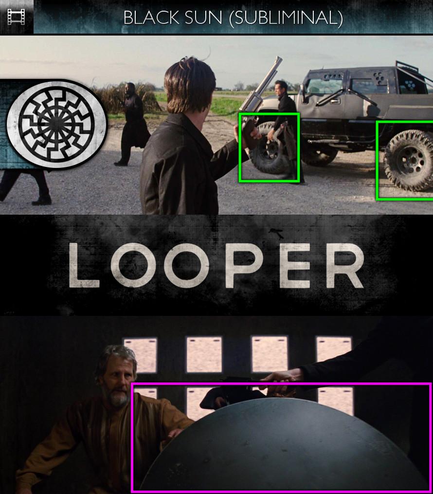 Looper (2012) - Black Sun - Subliminal