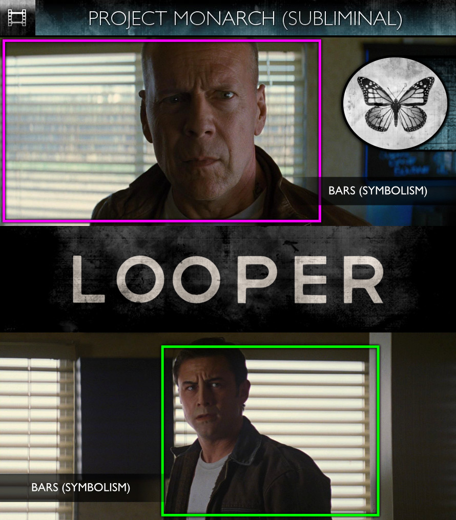 Looper (2012) - Project Monarch - Subliminal