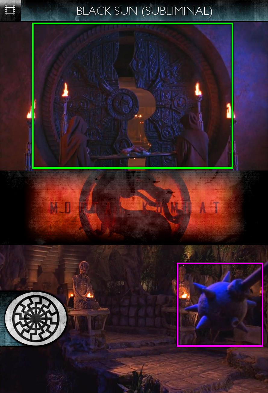 Mortal Kombat (1995) - Black Sun - Subliminal