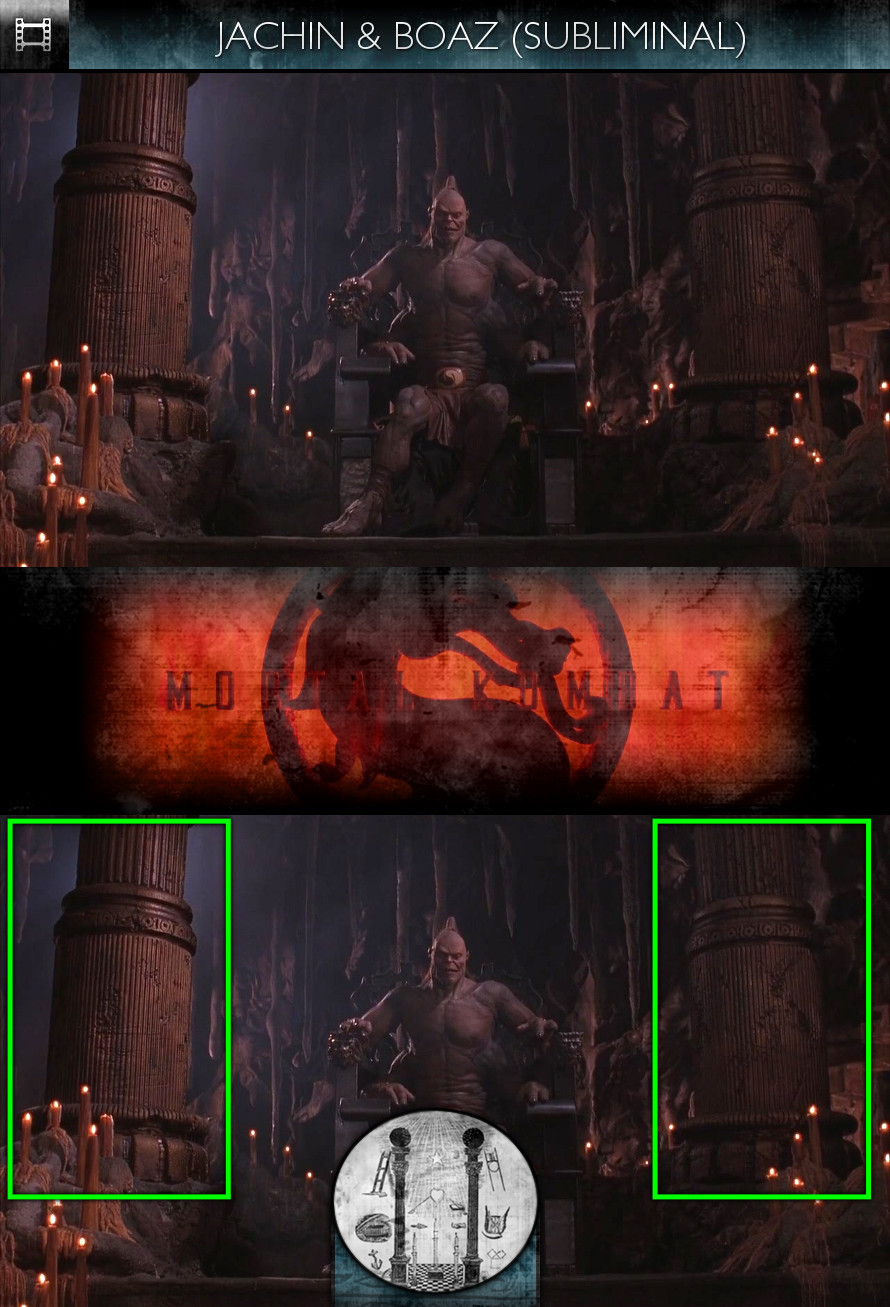 Mortal Kombat (1995) - Jachin & Boaz - Subliminal