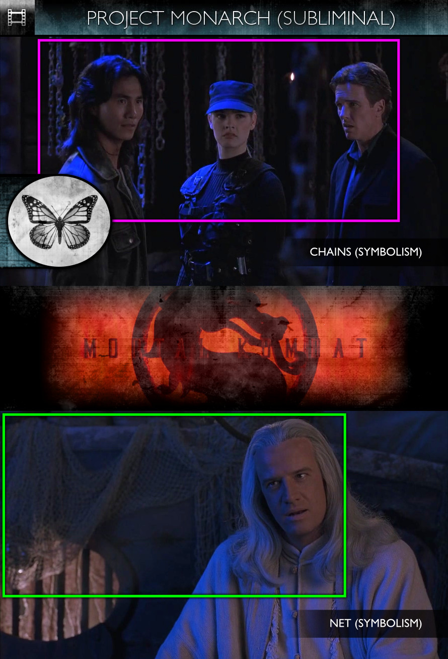 Mortal Kombat (1995) - Project Monarch - Subliminal