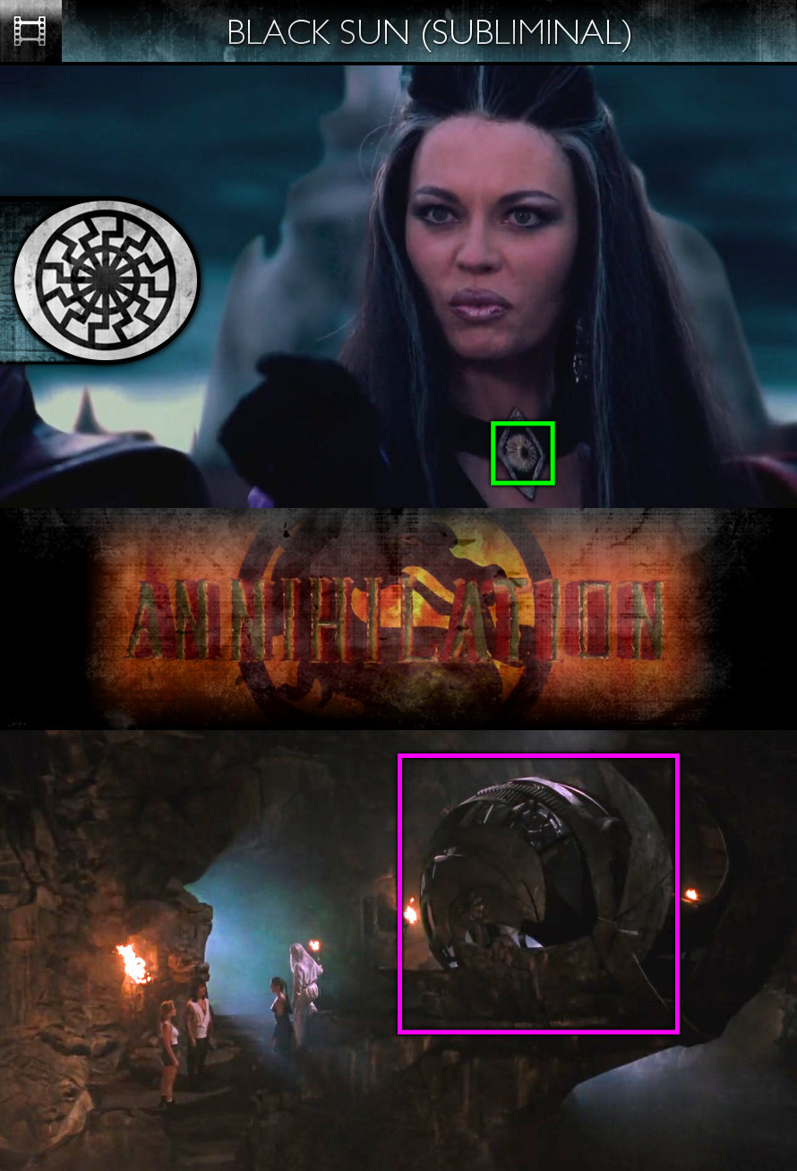 Mortal Kombat: Annihilation (1997) - Black Sun - Subliminal