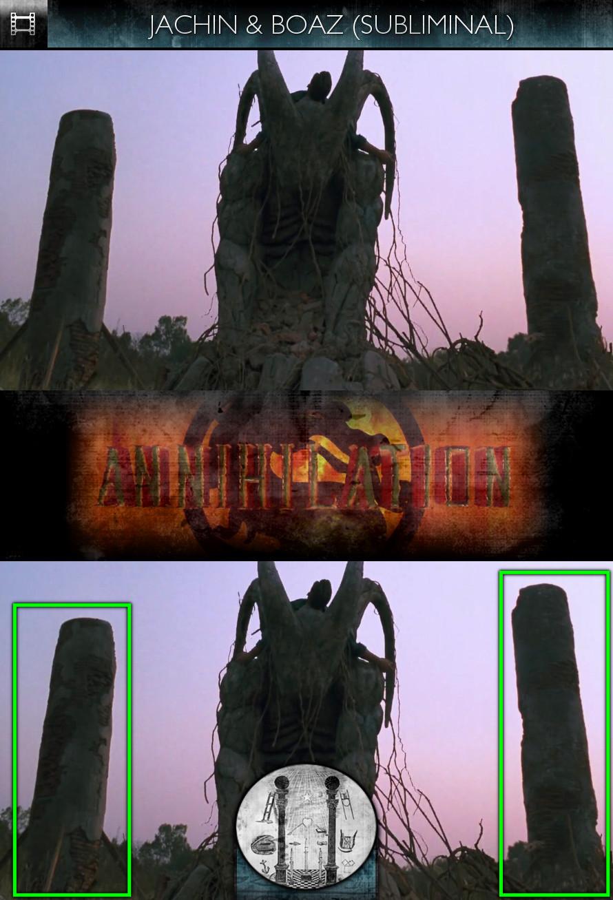 Mortal Kombat: Annihilation (1997) - Jachin & Boaz - Subliminal