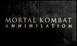 Mortal Kombat - Annihilation (1997)
