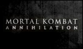 Mortal Kombat - Annihilation (1997)