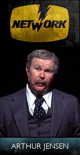 Network (1976) - Arthur Jensen (SET)-tb