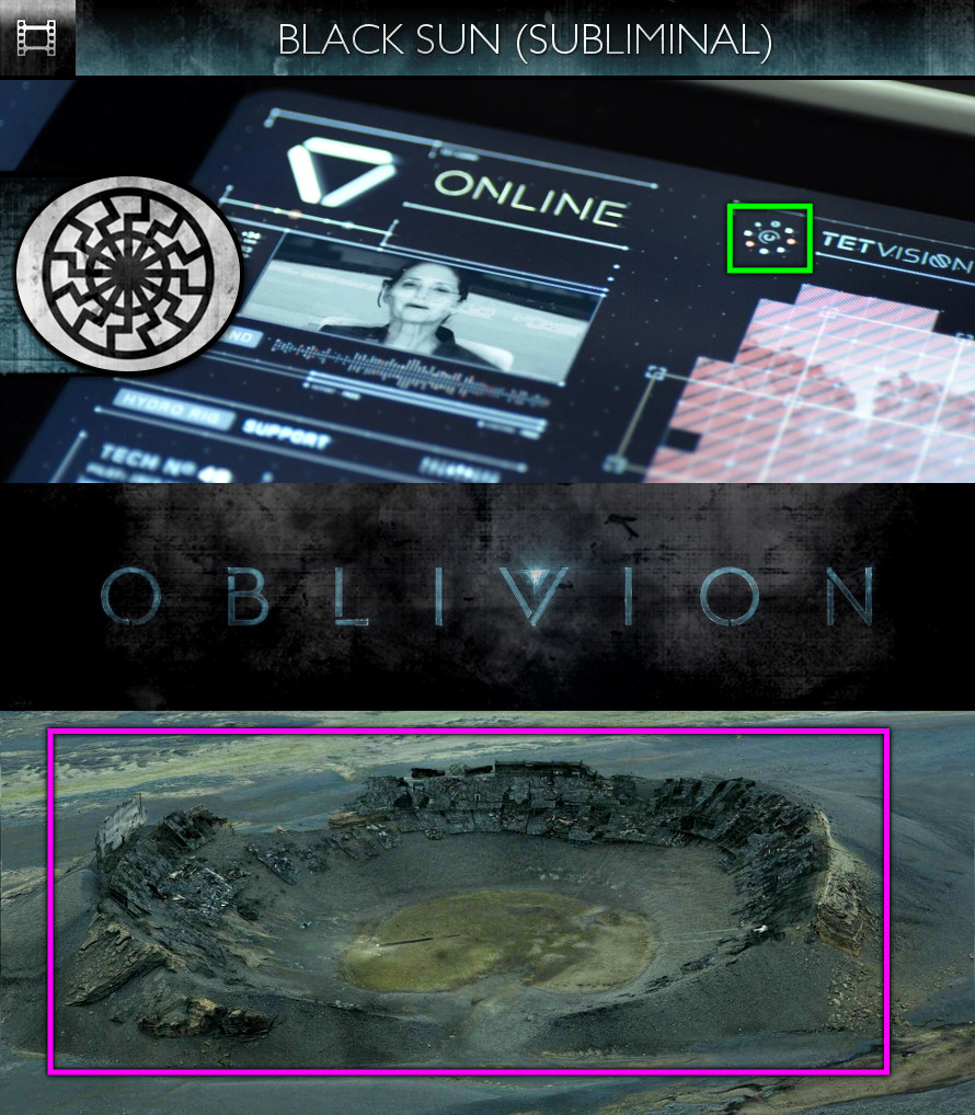 Oblivion (2013) - Black Sun - Subliminal