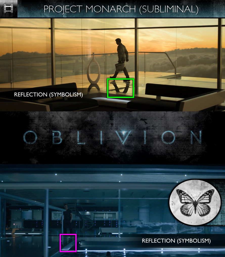 Oblivion (2013) - Project Monarch - Subliminal