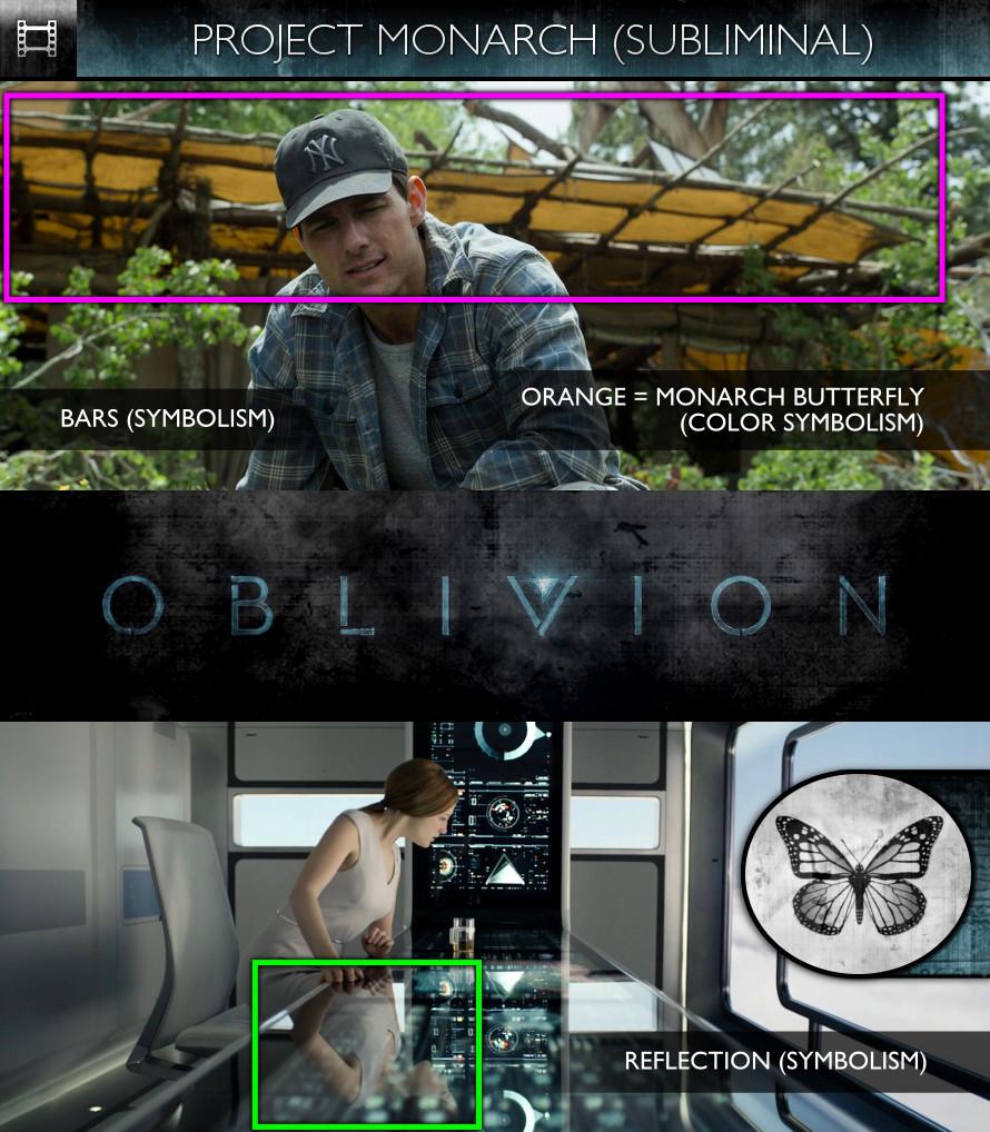 Oblivion (2013) - Project Monarch - Subliminal