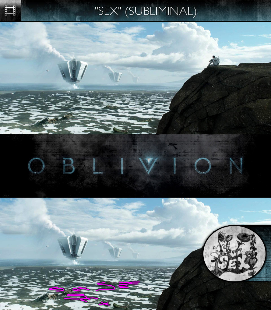 Oblivion (2013) - SEX - Subliminal