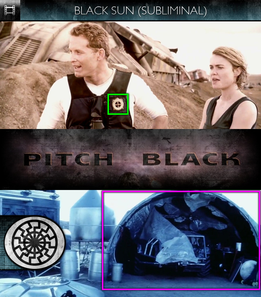 Pitch Black (2000) - Black Sun - Subliminal