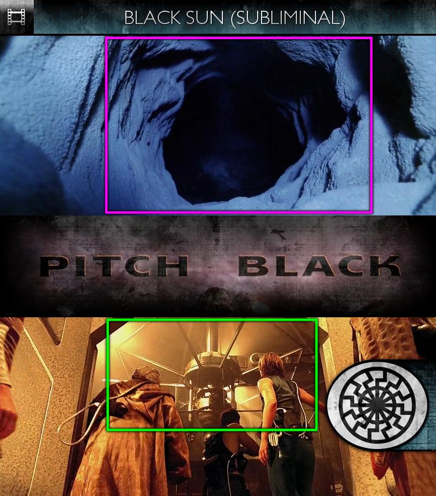 Pitch Black (2000) - Black Sun - Subliminal