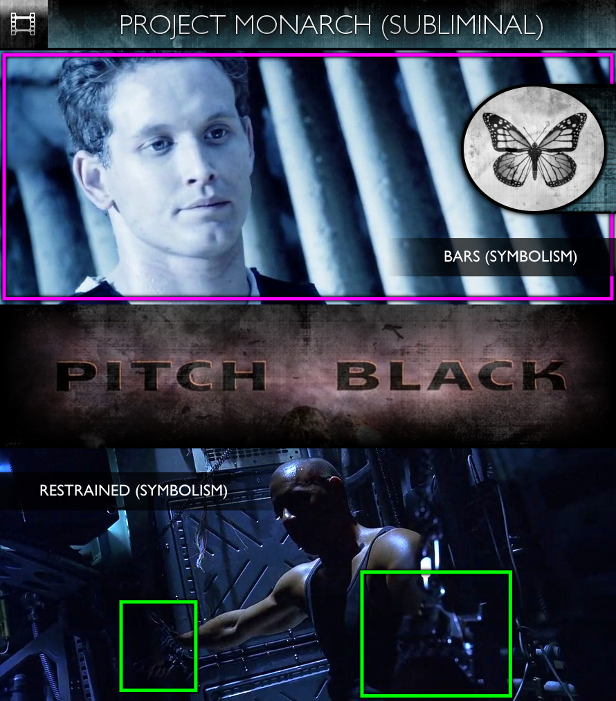 Pitch Black (2000) - Project Monarch - Subliminal