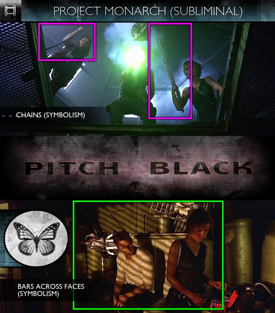 Pitch Black (2000) - Project Monarch - Subliminal