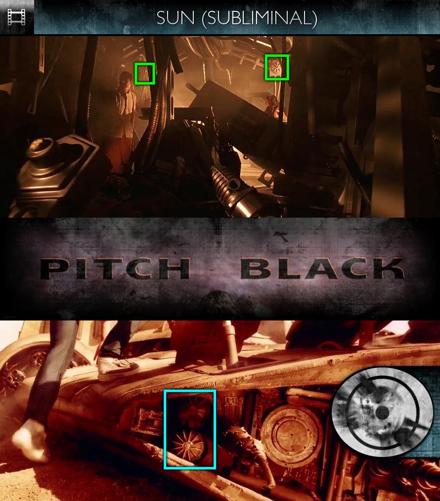 Pitch Black (2000) - Sun/Solar - Subliminal