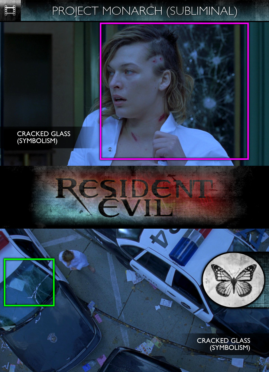 Resident Evil (2002) - Project Monarch - Subliminal