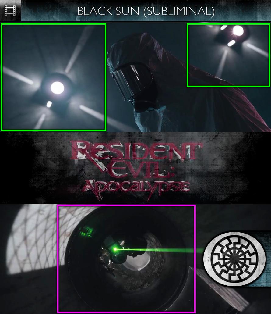 Resident Evil: Apocalypse (2004) - Black Sun - Subliminal