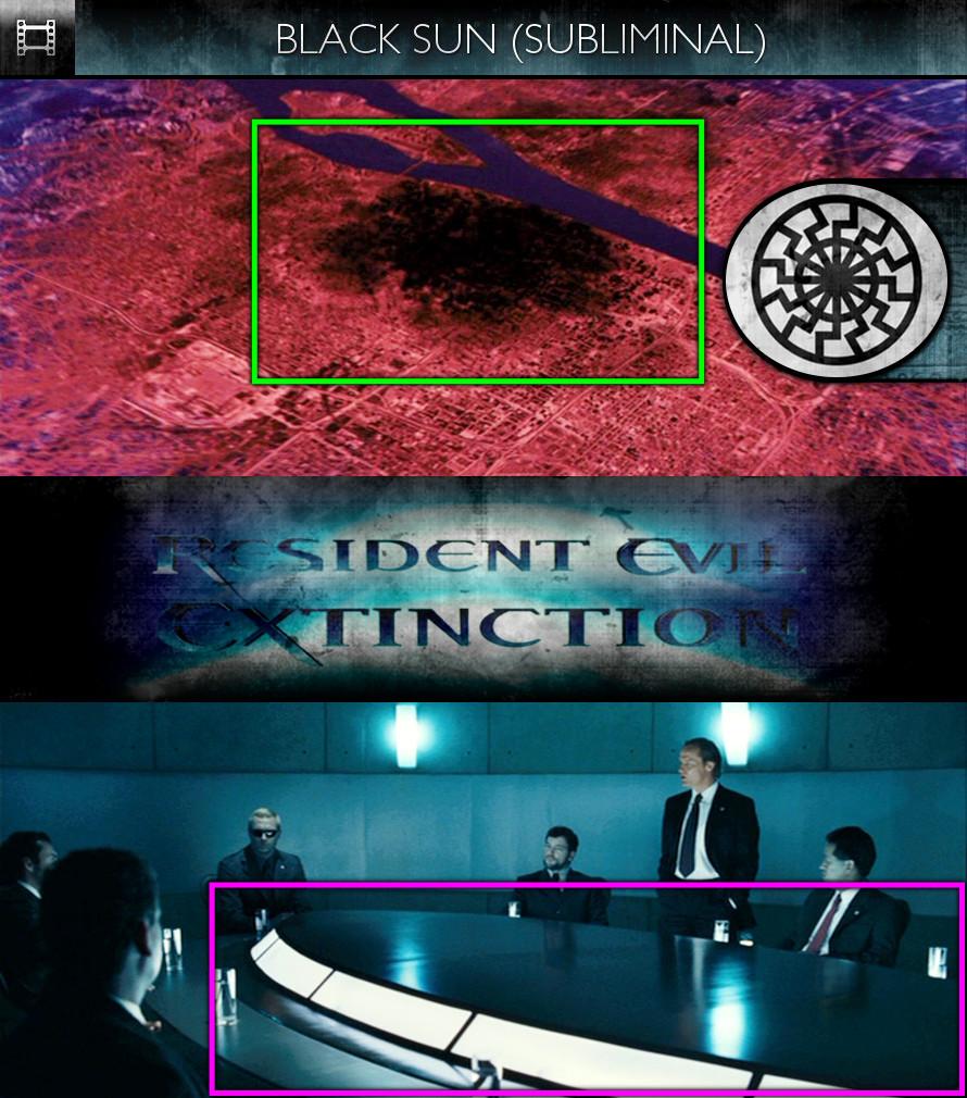 Resident Evil: Extinction (2007) - Black Sun - Subliminal