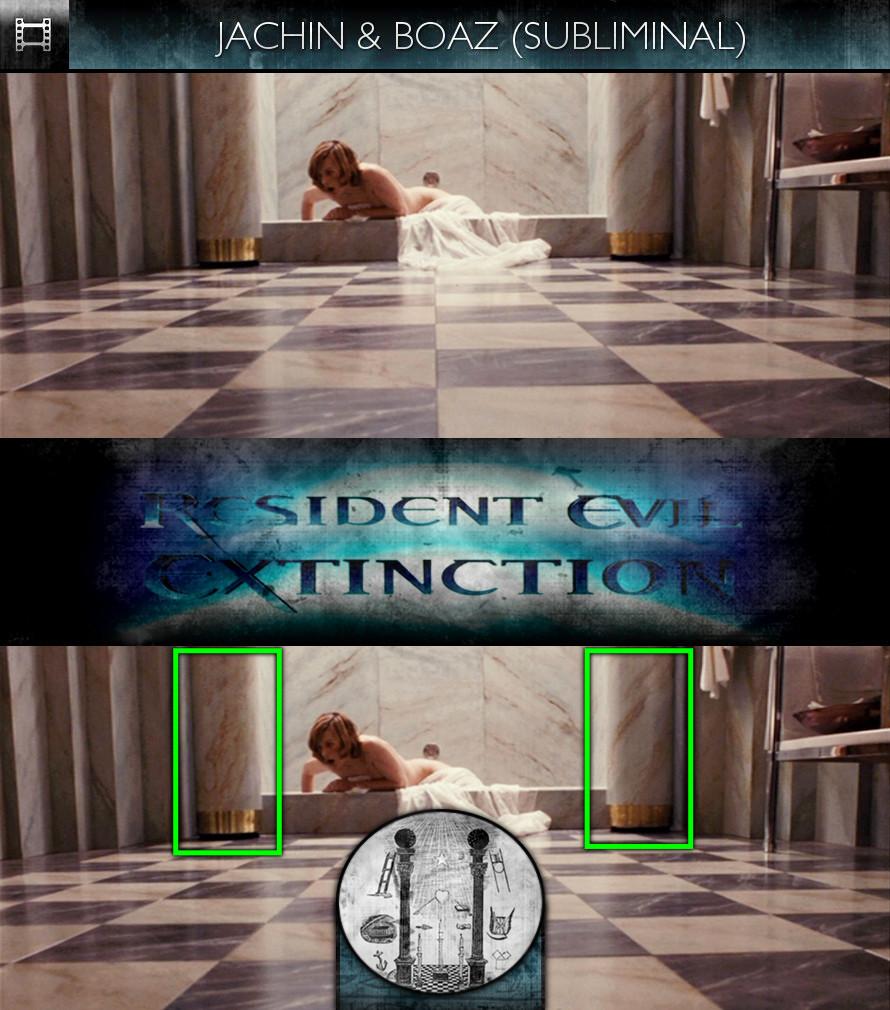Resident Evil: Extinction (2007) - Jachin & Boaz - Subliminal