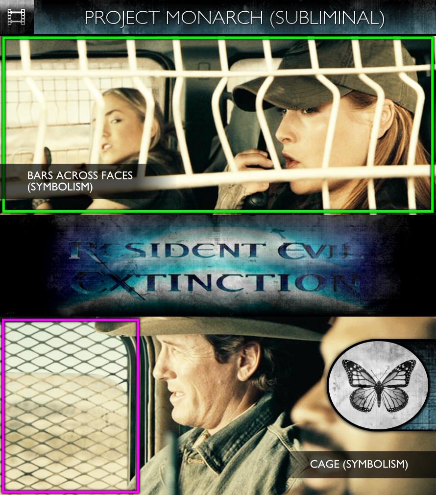 Resident Evil: Extinction (2007) - Project Monarch - Subliminal