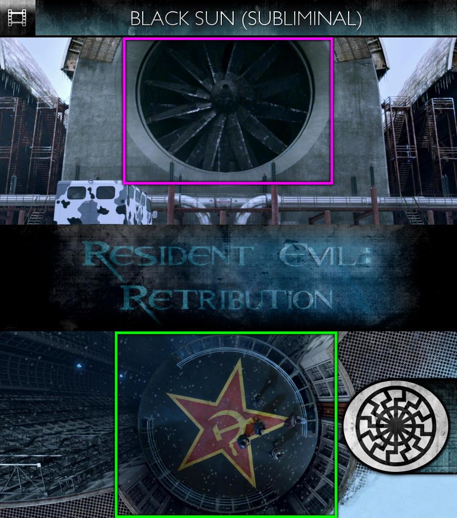 Resident Evil - Retribution (2012) - Black Sun - Subliminal