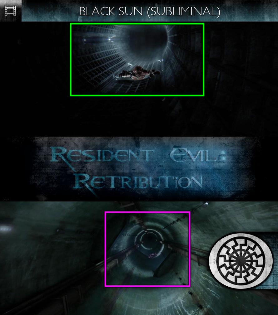 Resident Evil: Retribution (2012) - Black Sun - Subliminal