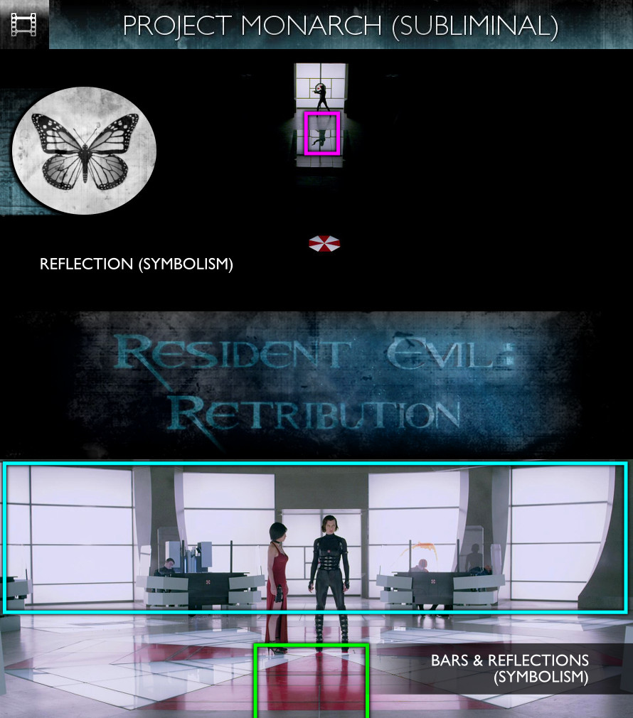 Resident Evil: Retribution (2012) - Project Monarch - Sublmiinal