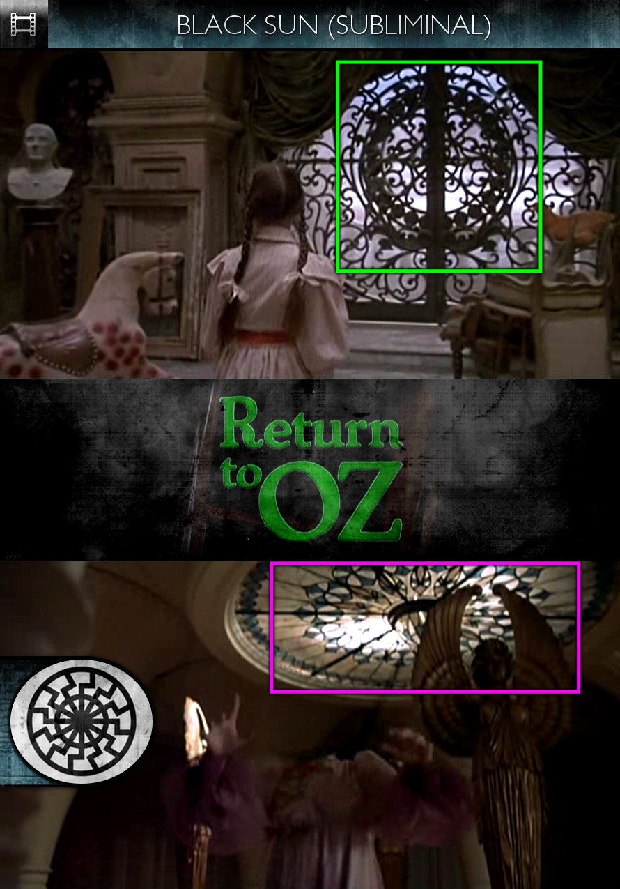 Return to Oz (1985) - Black Sun - Subliminal
