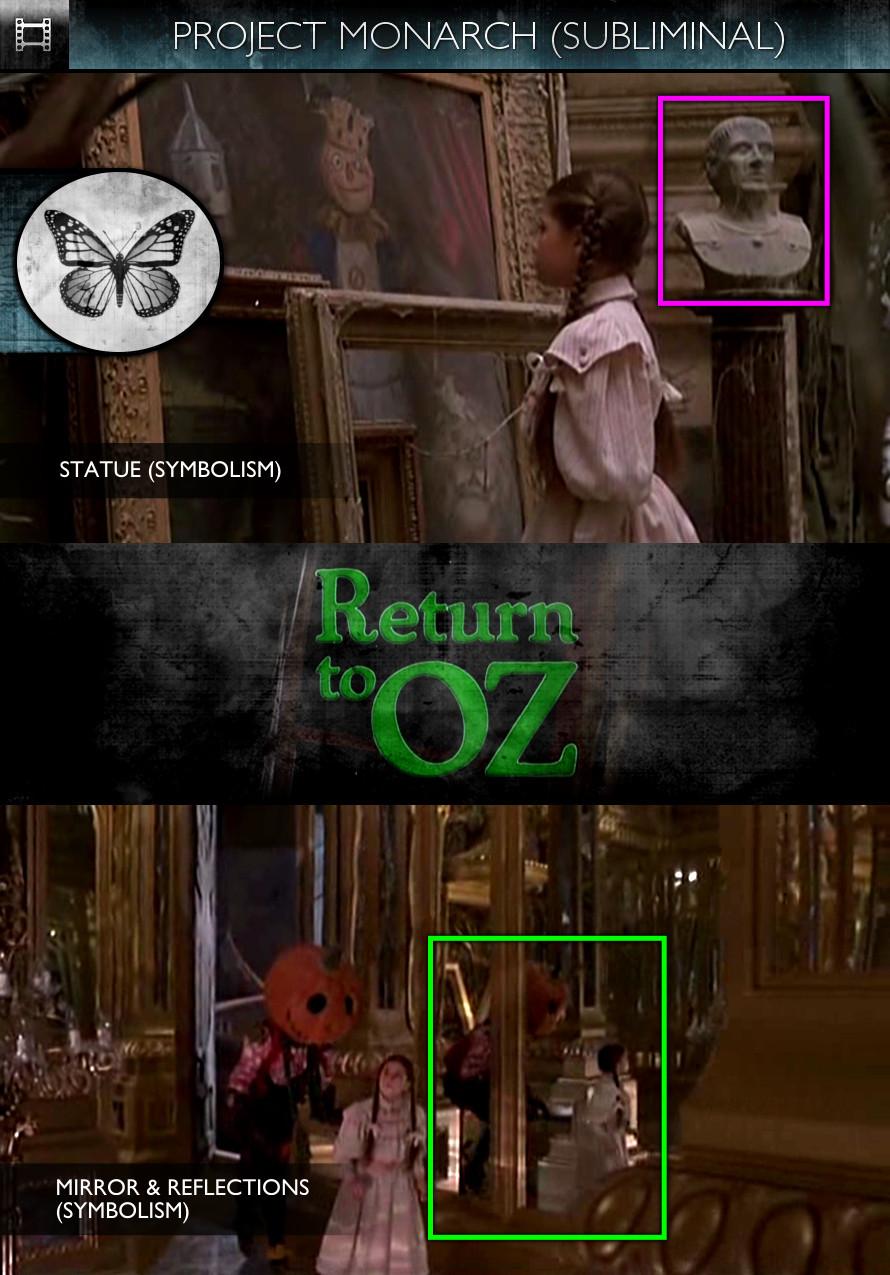 Return to Oz (1985) - Project Monarch - Subliminal
