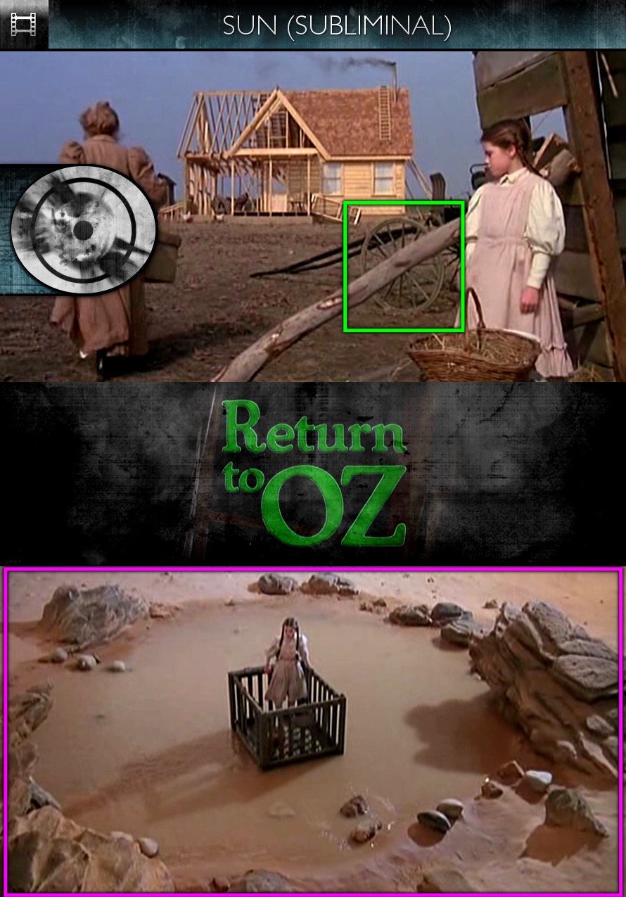Return to Oz (1985) - Sun/Solar - Subliminal