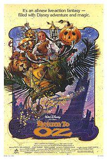 Return to Oz - Poster