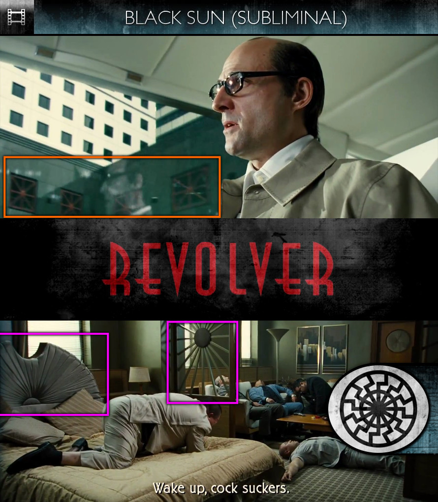 Revolver (2005) - Black Sun - Subliminal