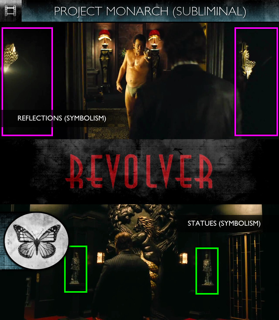 Revolver (2005) - Project Monarch - Subliminal