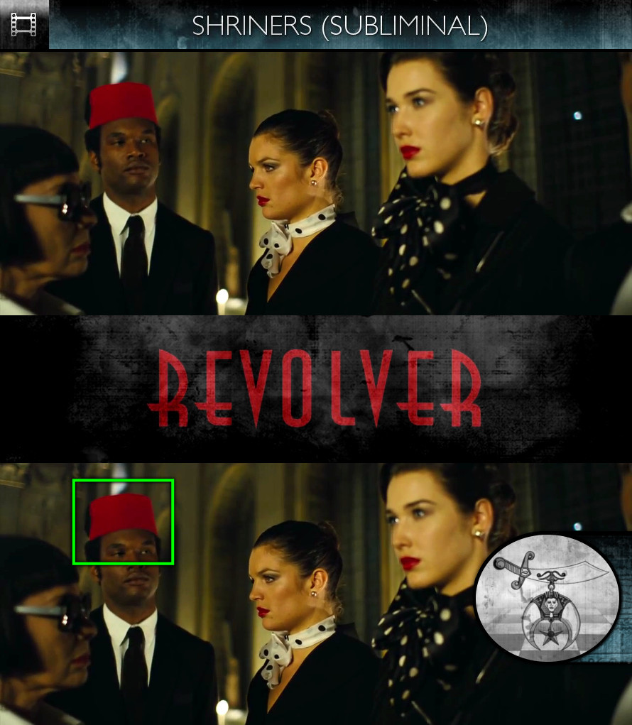 Revolver (2005) - Shriners - Subliminal