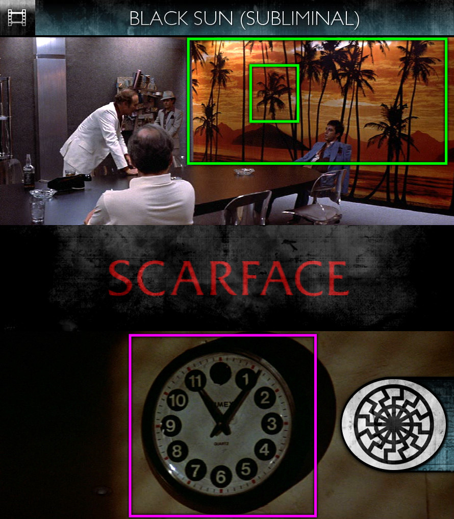 Scarface (1983) - Black Sun - Subliminal