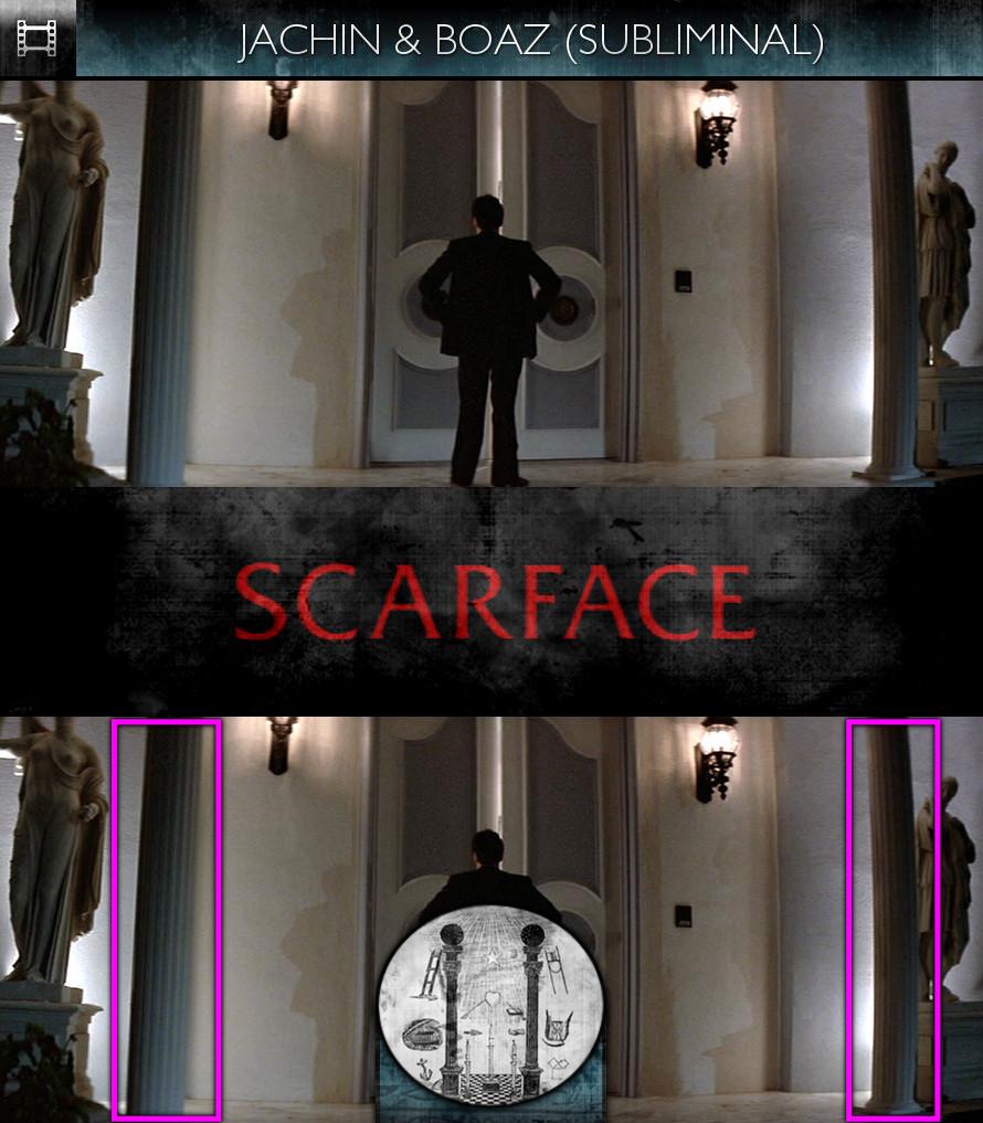 Scarface (1983) - Jachin & Boaz - Subliminal