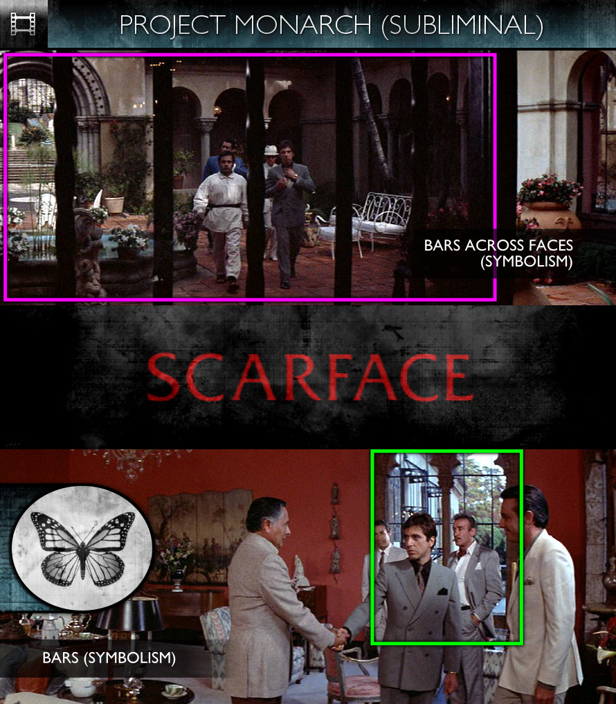 Scarface (1983) - Project Monarch - Subliminal