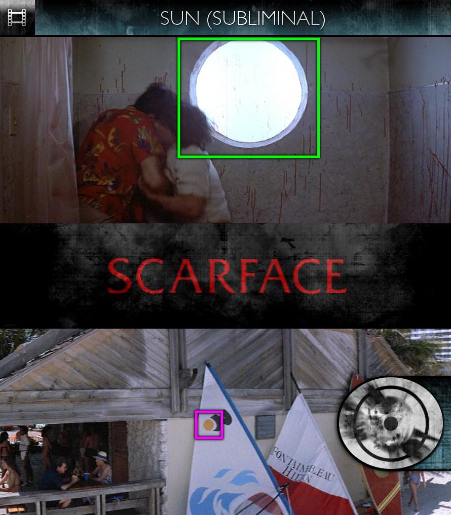 Scarface (1983) - Sun/Solar - Subliminal