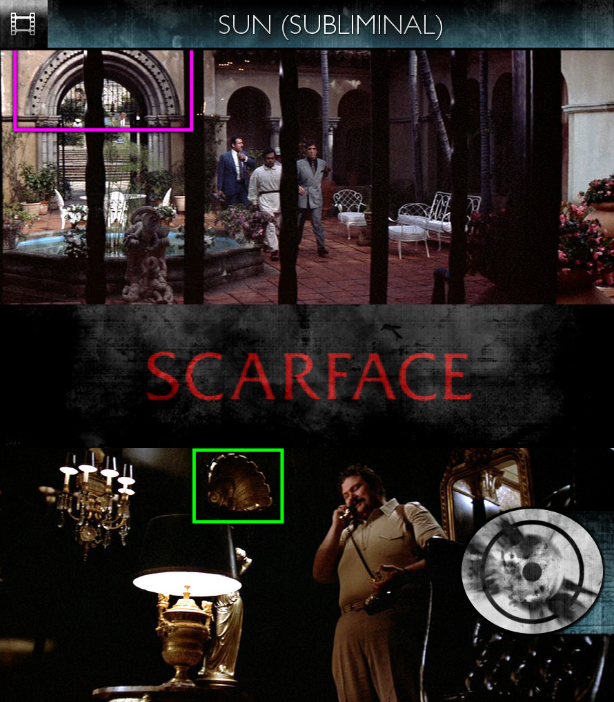 Scarface (1983) - Sun/Solar - Subliminal