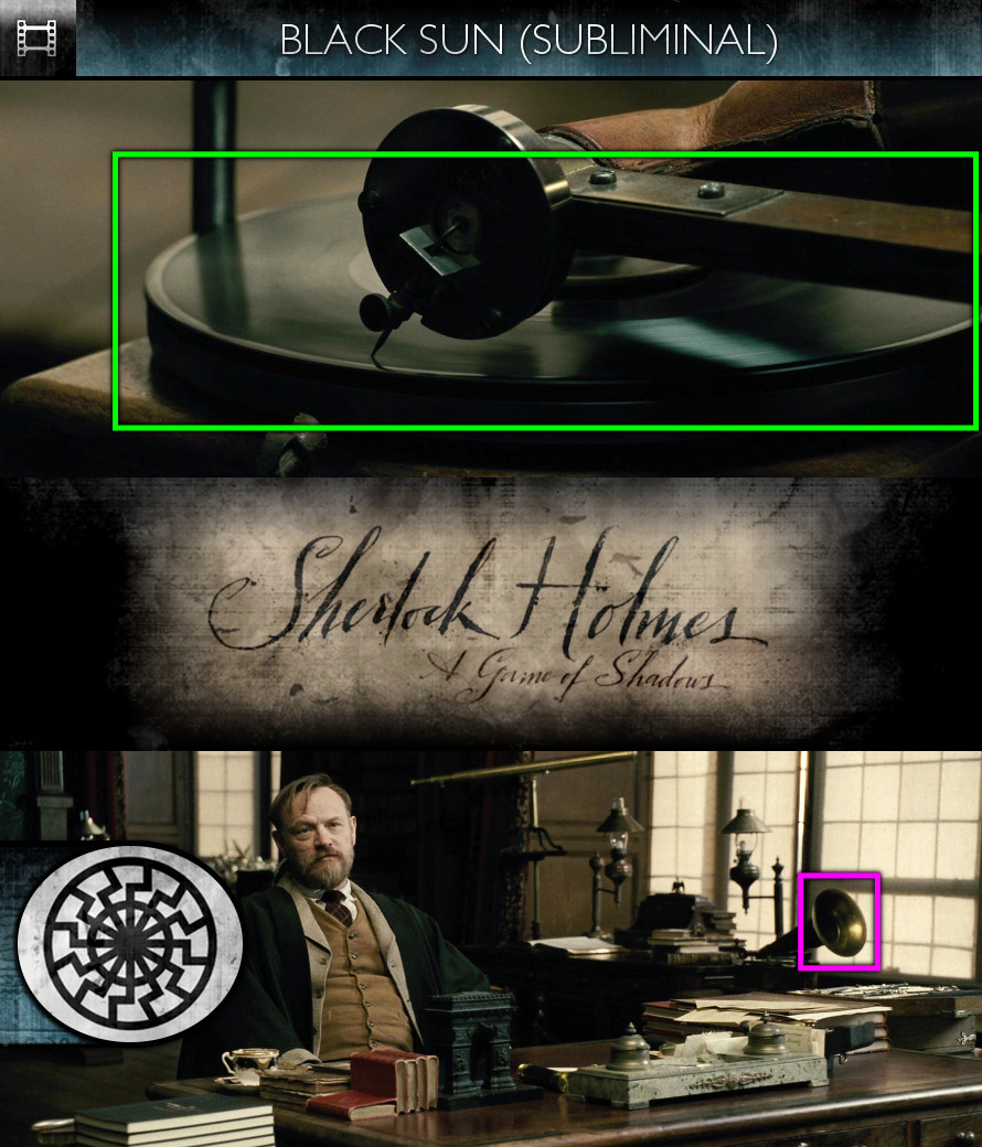 Sherlock Holmes - A Game of Shadows (2011) - Black Sun - Subliminal