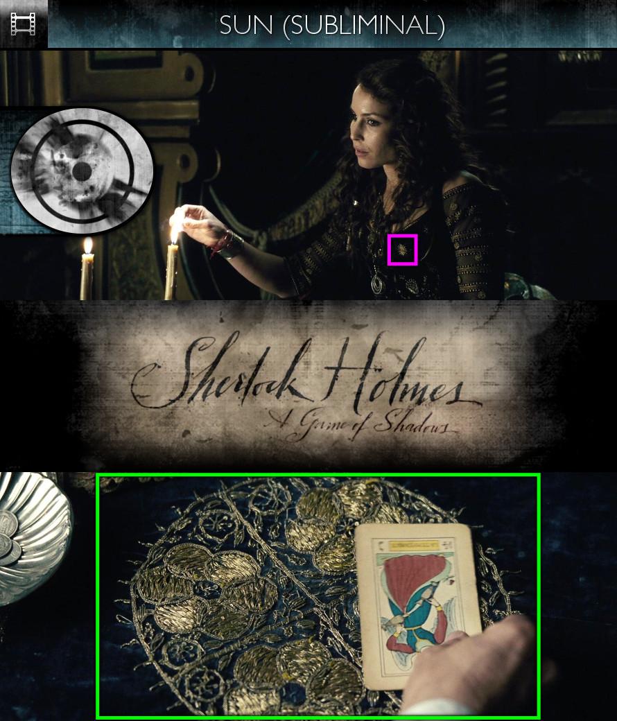 Sherlock Holmes - A Game of Shadows (2011) - Sun/Solar - Subliminal