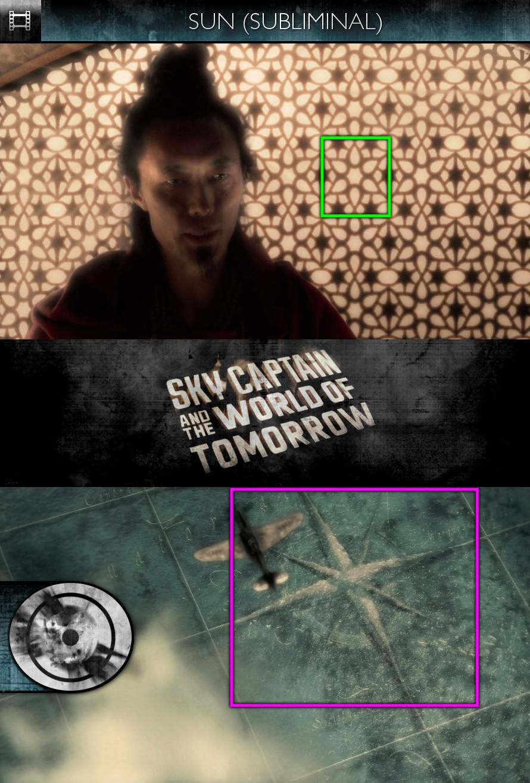 Sky Captain and the World of Tomorrow (2004) - Sun/Solar - Subliminal