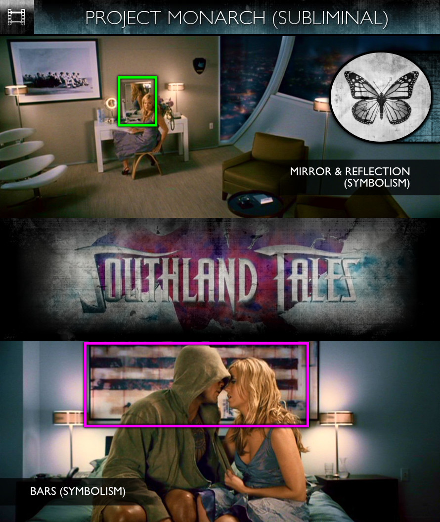 Southland Tales (2006) - Project Monarch - Subliminal