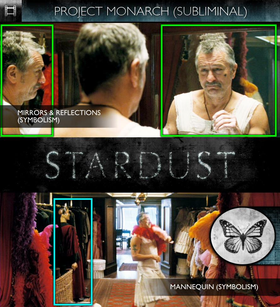 Stardust (2007) - Project Monarch - Subliminal