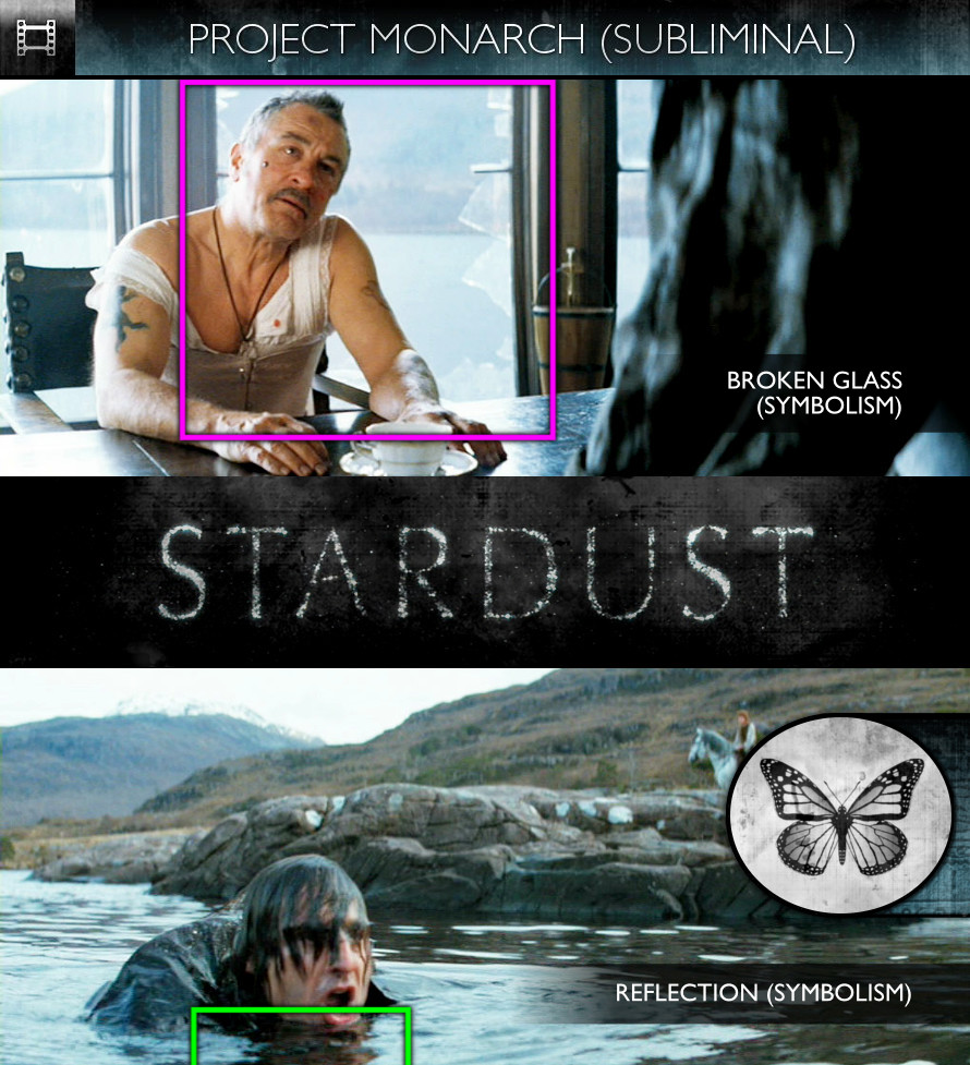 Stardust (2007) - Project Monarch - Subliminal