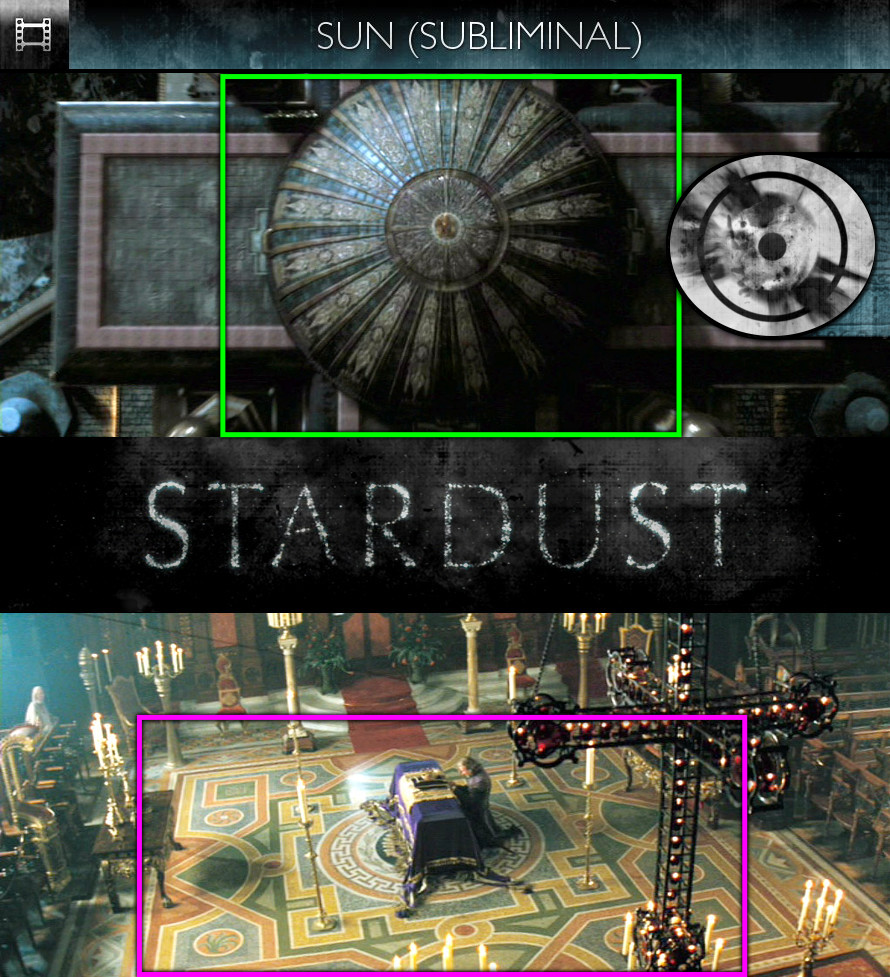Stardust (2007) - Sun/Solar - Subliminal