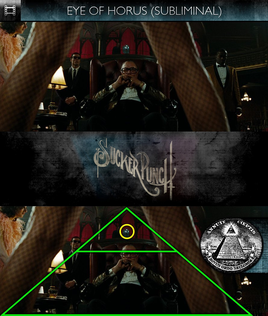 Sucker Punch (2011) - Eye of Horus - Subliminal