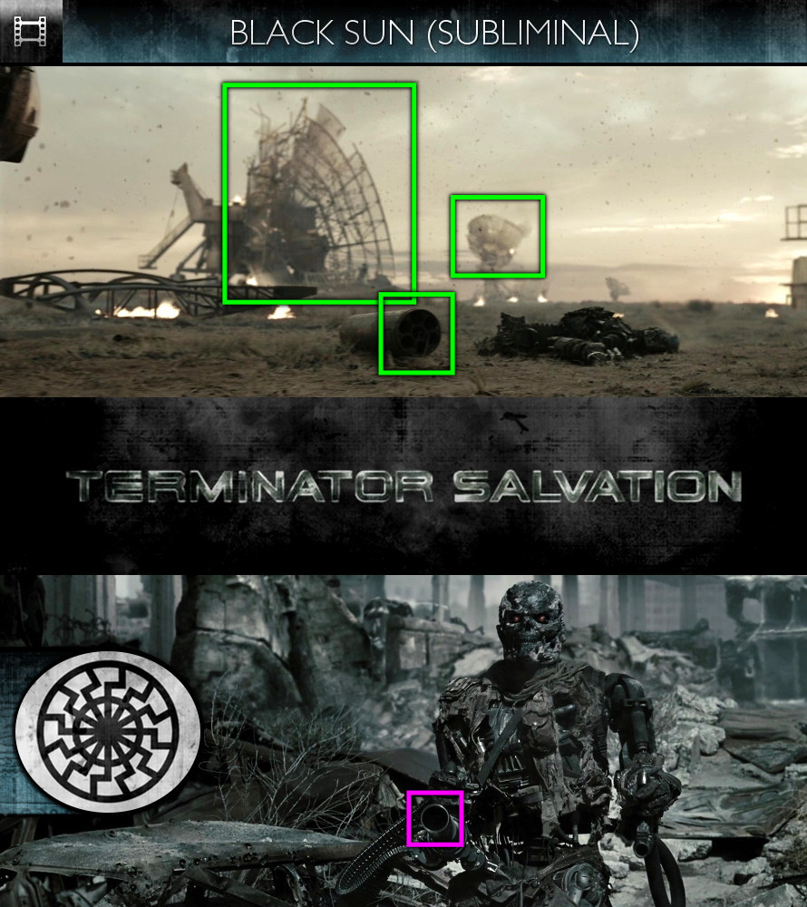 Terminator Salvation (2009) - Black Sun - Subliminal