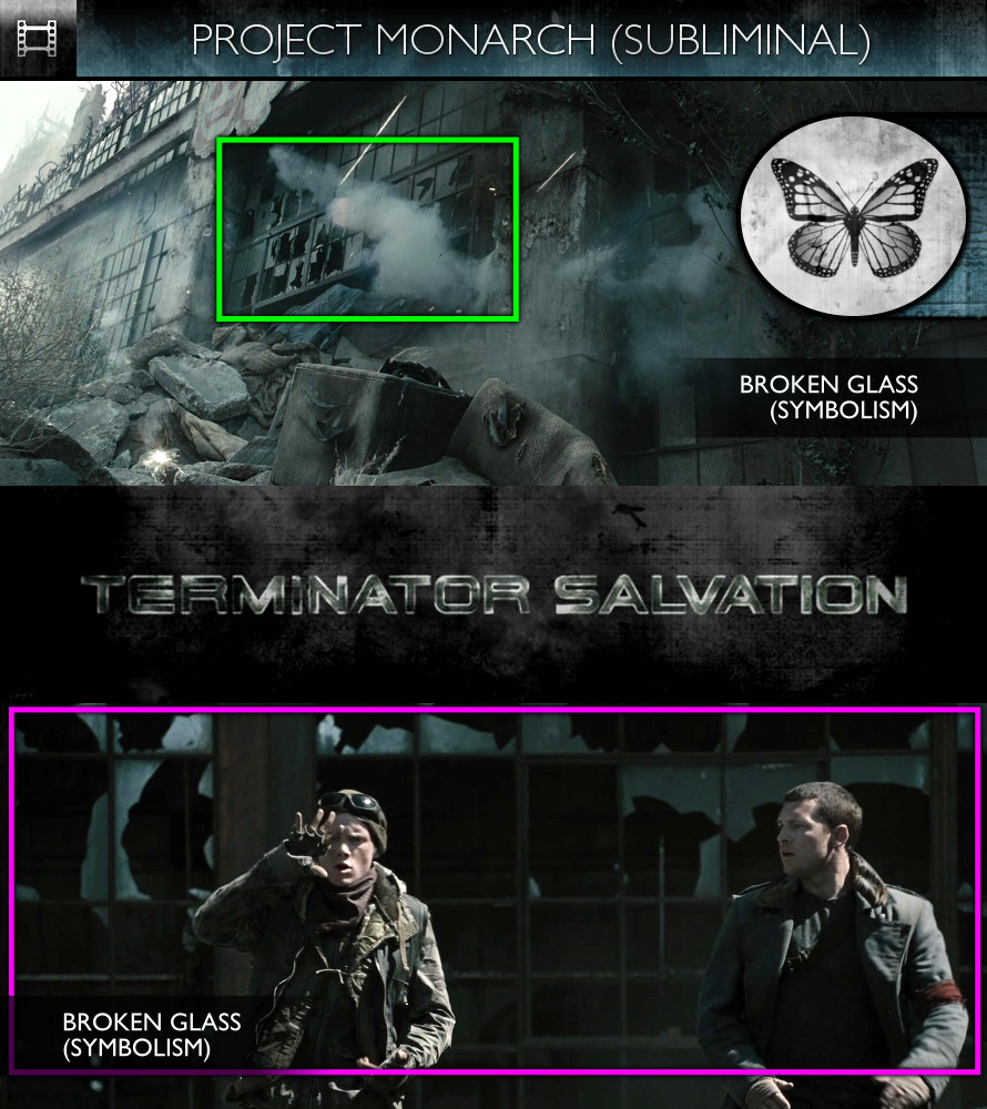 Terminator Salvation (2009) - Project Monarch - Subliminal