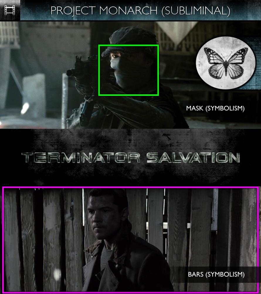 Terminator Salvation (2009) - Project Monarch - Subliminal